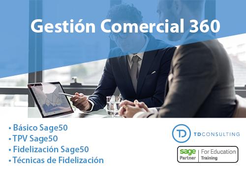 Curso Gestión comercial 360 con Sage 50